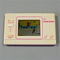BANDAI Cake Shop
