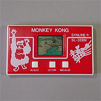 UNKNOWN Monkey Kong
