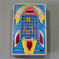 TANDY Rocket Pinball