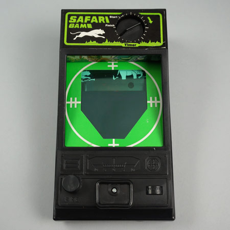 BTG Safari Game