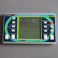 CASIO Champion Derby