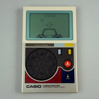 CASIO Cosmo Fighter