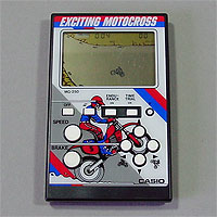 CASIO Exciting Motocross