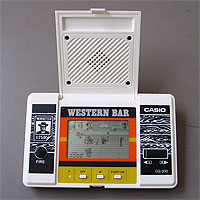 CASIO Western Bar