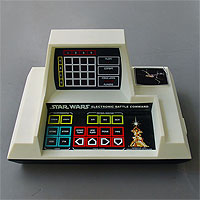 KENNER Electronic Battle Command