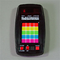 LJN Electronic Concentration