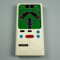 CONIC Electronic Baseball
