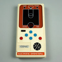 CONIC Electronic Basketball