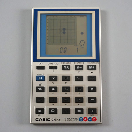 Game & Calculator Octi-Reversi