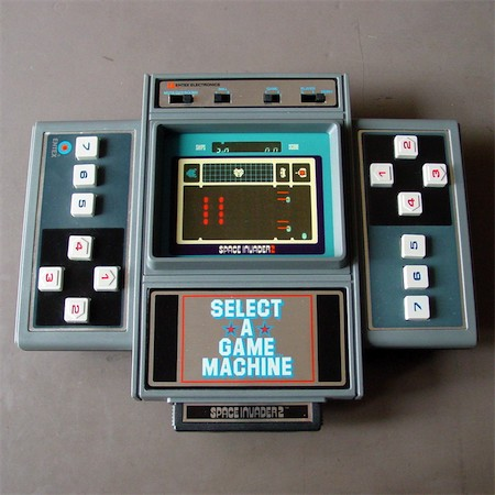 Select-A-Game Machine